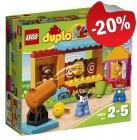 DUPLO 10839 Schiettent, slechts: € 19,99