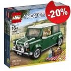 LEGO 10242 MINI Cooper MK VII, slechts: € 79,99