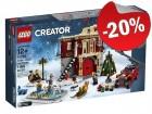 LEGO 10263 Winterdorp Brandweerkazerne, slechts: € 79,99