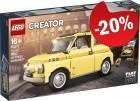 LEGO 10271 Fiat 500, slechts: € 67,99