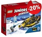 LEGO 10737 Batman vs. Mr. Freeze, slechts: € 11,99