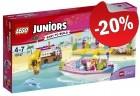 LEGO 10747 Andrea en Stephanies Strandvakantie, slechts: € 23,99
