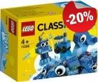 LEGO 11006 Creatieve Blauwe Stenen, slechts: € 3,99