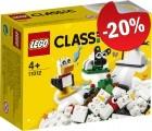 LEGO 11012 Creatieve Witte Stenen, slechts: € 3,99