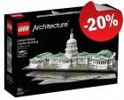 LEGO 21030 US Capitol, slechts: € 79,99