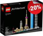 LEGO 21039 Shanghai, slechts: € 51,99