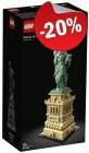 LEGO 21042 Vrijheidsbeeld, slechts: € 79,99