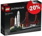 LEGO 21043 San Francisco, slechts: € 43,99