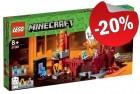 LEGO 21122 Het Netherfort