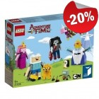 LEGO 21308 Adventure Time, slechts: € 47,99