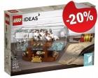 LEGO 21313 Schip in een Fles, slechts: € 59,99