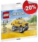 LEGO 30283 Off-Road Voertuig (Polybag), slechts: € 3,19