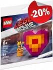 LEGO 30340 Emmet's 'Piece' Offering (Polybag), slechts: € 3,19