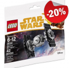 LEGO 30381 Imperial TIE Fighter (Polybag), slechts: € 3,19