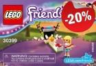 LEGO 30399 Pretpark Bowling (Polybag), slechts: € 3,99