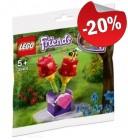 LEGO 30408 Tulpen (Polybag), slechts: € 3,99