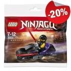LEGO 30531 Zonen van Garmadon (Polybag), slechts: € 3,19