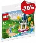LEGO 30554 Assepoester Mini Kasteel (Polybag), slechts: € 3,99