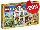 LEGO 31069 Modulaire Familievilla, slechts: € 51,99