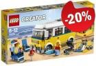 LEGO 31079 Zonnig surferbusje, slechts: € 27,99