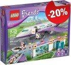 LEGO 41109 Heartlake Vliegveld, slechts: € 79,99