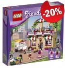 LEGO 41311 Heartlake Pizzaria, slechts: ¬ 23,99
