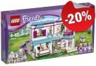 LEGO 41314 Huis van Stephanie, slechts: € 59,99
