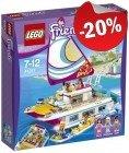 LEGO 41317 Sunshine Catamaran, slechts: € 59,99