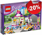 LEGO 41320 Heartlake Yoghurtijssalon, slechts: € 35,99