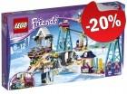 LEGO 41324 Wintersport Skilift, slechts: € 47,99