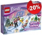 LEGO 41326 Advent Calendar 2017 Friends, slechts: € 19,99