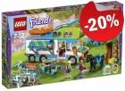 LEGO 41339 Mia's camper, slechts: € 47,99