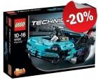 LEGO 42050 Dragracer, slechts: ¬ 55,99
