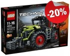 LEGO 42054 Claas Xerion 5000 Trac VC, slechts: € 127,99