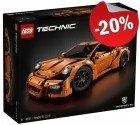 LEGO 42056 Porsche 911, slechts: € 263,99