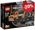 LEGO 42060 Wegenbouwploeg, slechts: € 19,99
