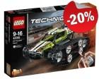 LEGO 42065 RC Rupsbandracer, slechts: € 63,99