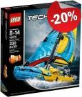 LEGO 42074 Racejacht, slechts: € 27,99
