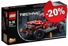 LEGO 42075 Eerste Hulp, slechts: € 35,99