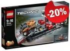 LEGO 42076 Hovercraft, slechts: € 59,99