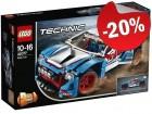LEGO 42077 Rallyauto, slechts: € 79,99