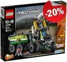 LEGO 42080 Bosbouwmachine, slechts: € 111,99