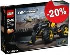 LEGO 42081 Volvo Concept Wiellader, slechts: € 103,99
