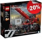 LEGO 42082 Kraan voor alle Terreinen, slechts: € 199,99