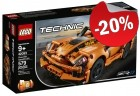 LEGO 42093 Chevrolet Corvette ZR1, slechts: € 35,99