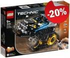 LEGO 42095 RC Stunt Racer, slechts: € 63,99