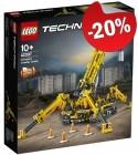 LEGO 42097 Compacte Rupsband Kraan, slechts: € 71,99