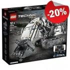 LEGO 42100 Graafmachine Liebherr R 9800, slechts: € 359,99