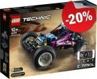 LEGO 42124 Terreinbuggy, slechts: € 111,99