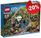 LEGO 60161 Jungle Onderzoekslocatie, slechts: ¬ 79,99